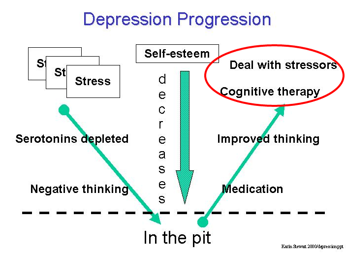 Overcoming Depression Deal with stressors 06 — WordPress