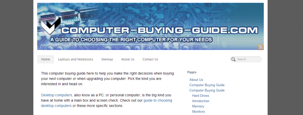 Computer Buying Guide